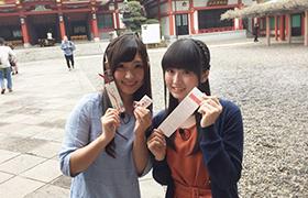 「あんハピ♪」BD・DVD 4~6巻の映像特典が「街角開運ぶらゆみり♪」に決定!